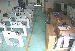 现代化的标准厂房,生 产设备优良